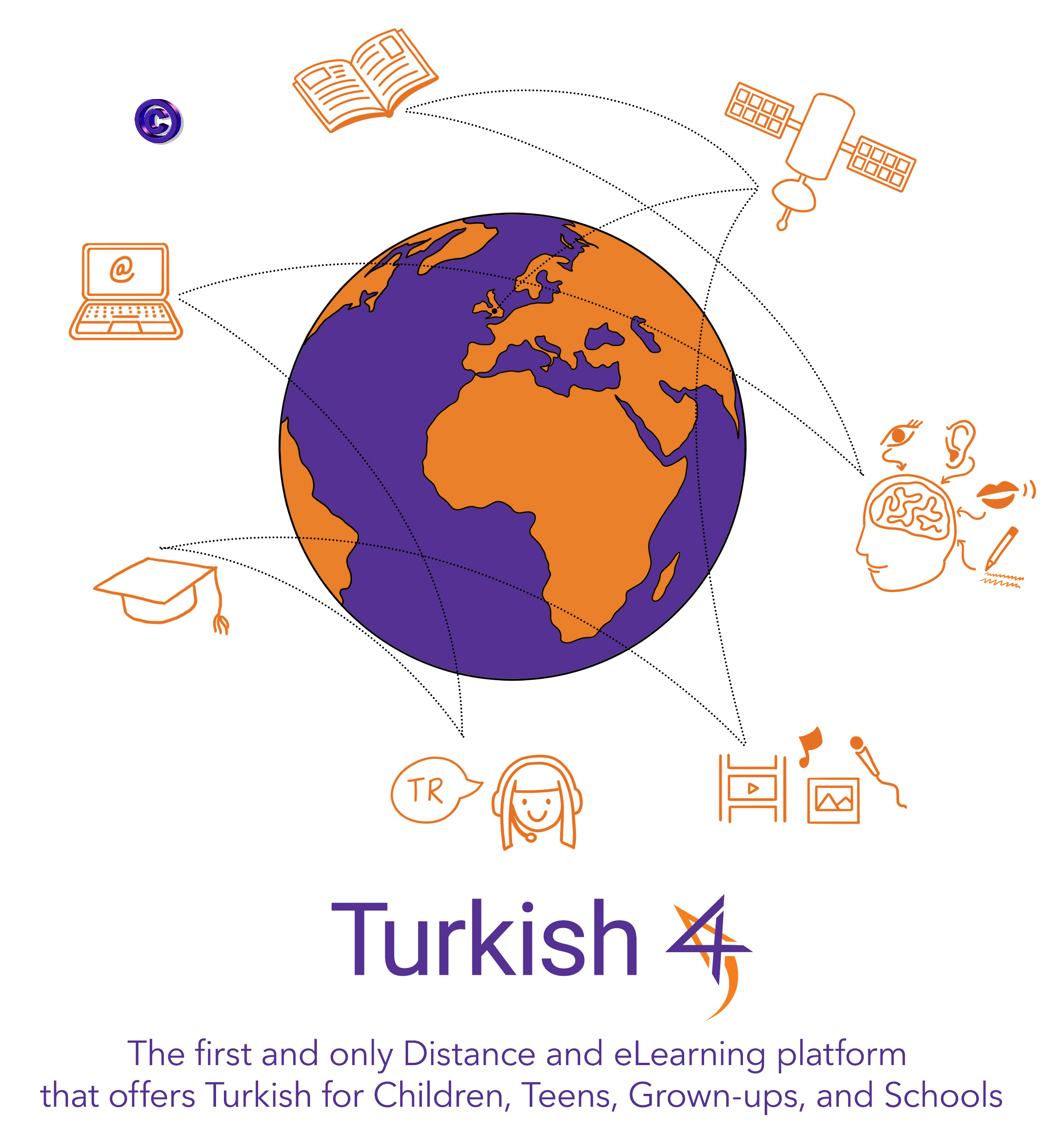 uzaktan eğitim, turkish4