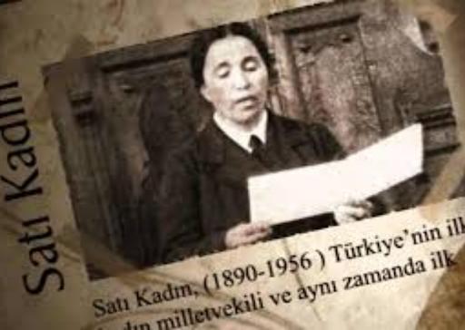 first woman deputy - Turkish4 - 8 march
